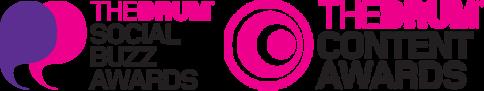 Drum award winner logo